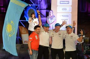 More Than One Million Fans Watched Us At The Dakar