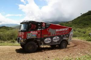 MKR Team Passed a Hell of a Test at the Dakar