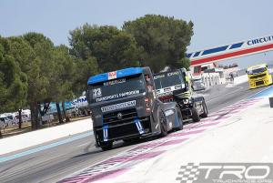 French Championship Started At the Paul Ricard Circuit